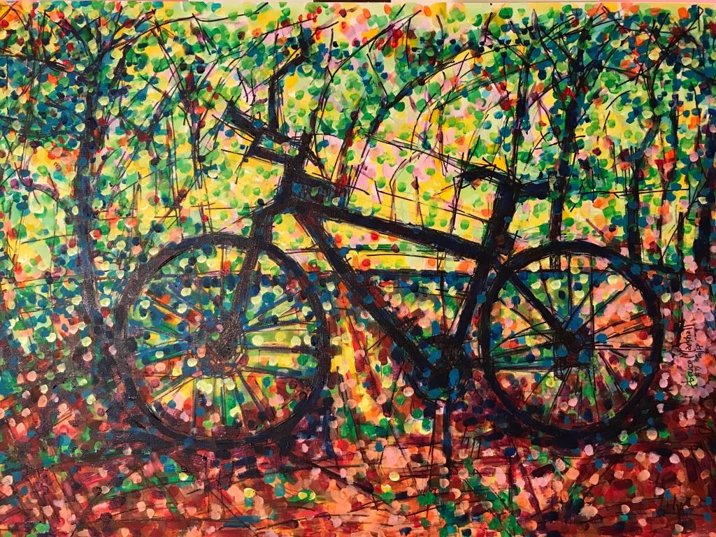 bike #15 10/17 bruce marshall